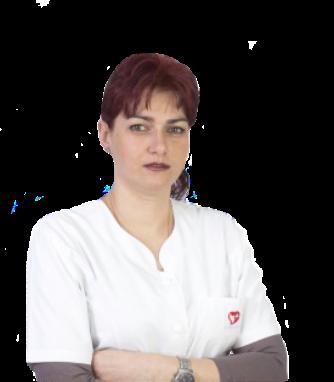 Dr. Irina Pacu